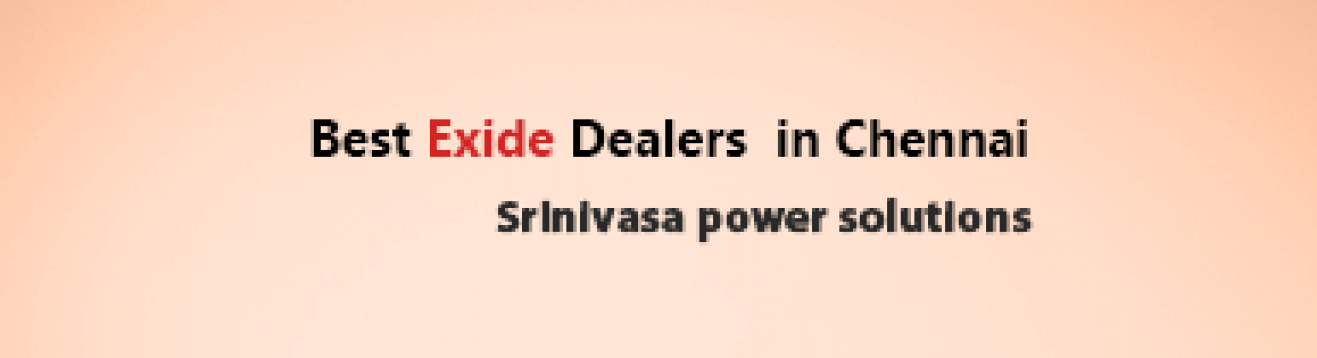 Best Battery dealer Chennai