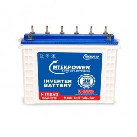 Microtek ET 9050 200AH Mtek power Tall Tubular Battery