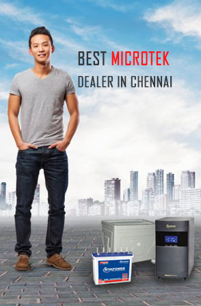 Best Microtek Battery Dealer Chennai